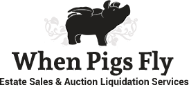 When Pigs Fly Estate Sales and Auction